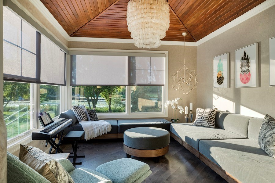 Motorized Shades for Every Home and Decor