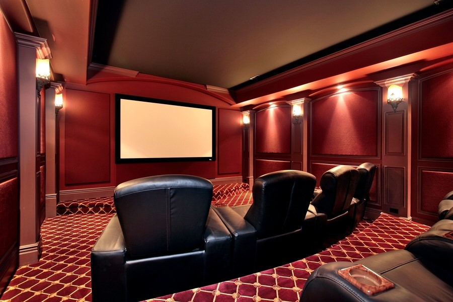 CEDIA 2019: Home Theater Design Trends for Your Private Cinema