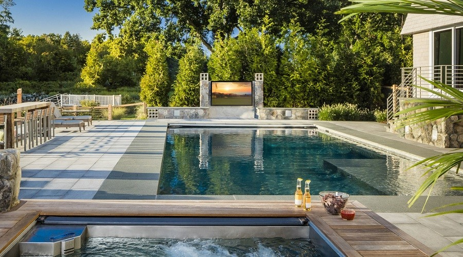 Get to Know Séura's New Ultra Bright Outdoor TVs