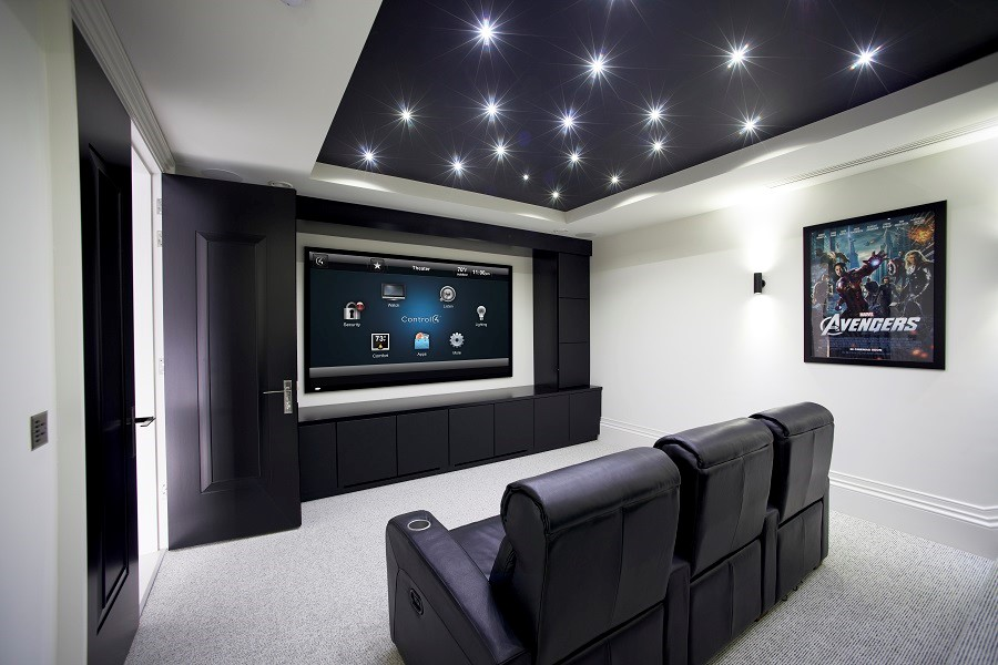 How Can a Control System Impact Your Home Theater Installation?